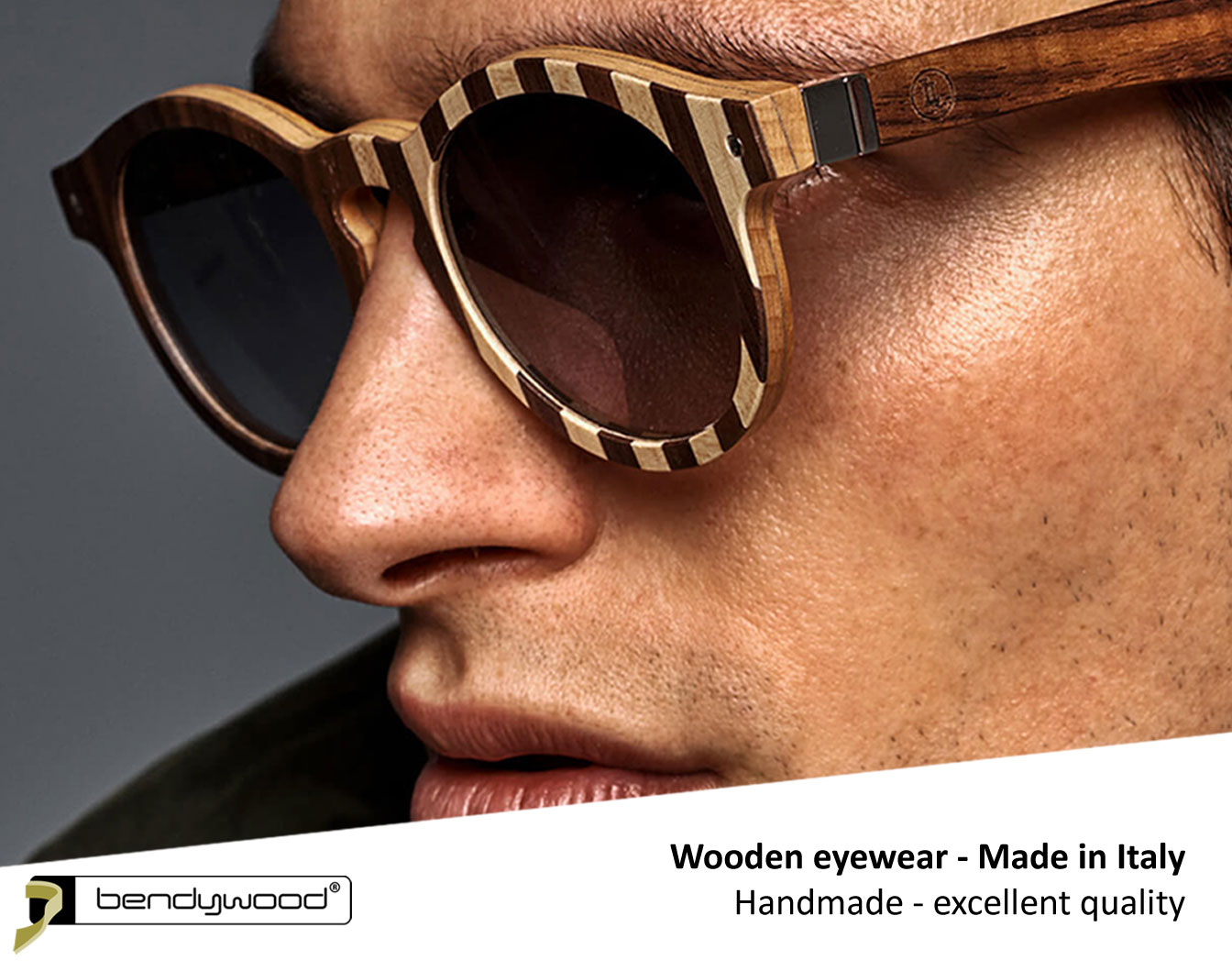 Bending wood Bendywood® - Wooden eyewear - Made in Italy