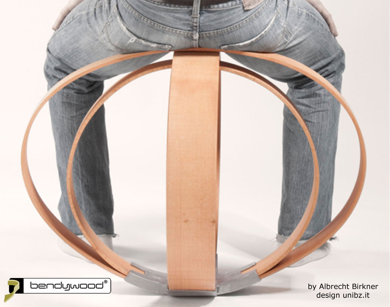 Bending wood Bendywood® - stability ball